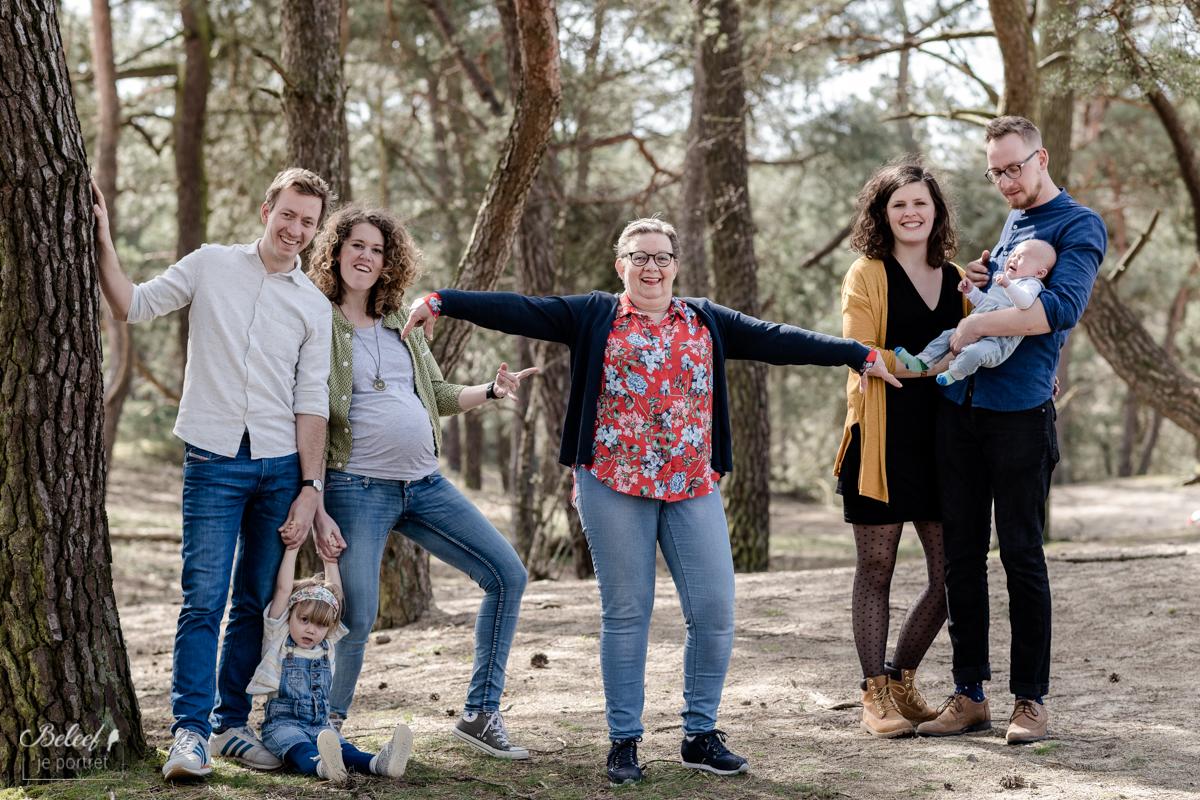 Family Matters – Familieshoot in Udenhout & Loon op Zand